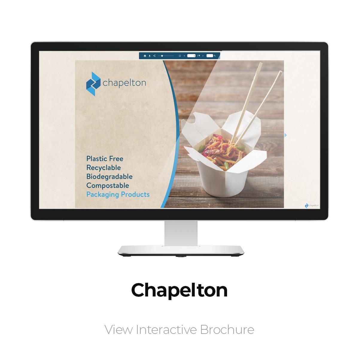 Chapelton Interactive Brochure