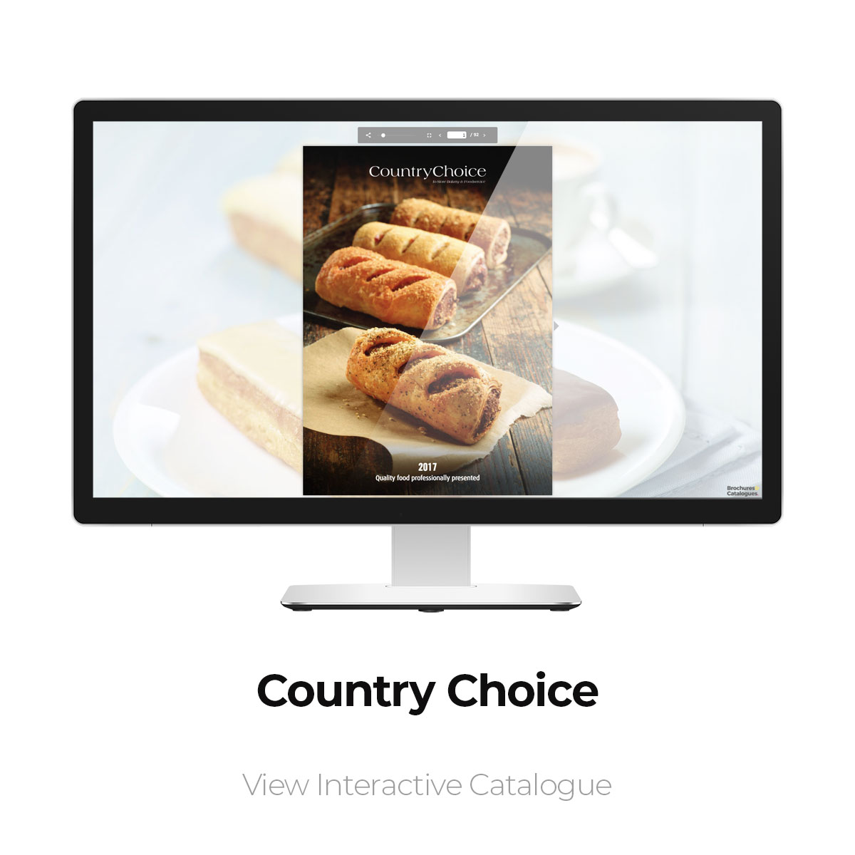 Country Choice Interactive Catalogue