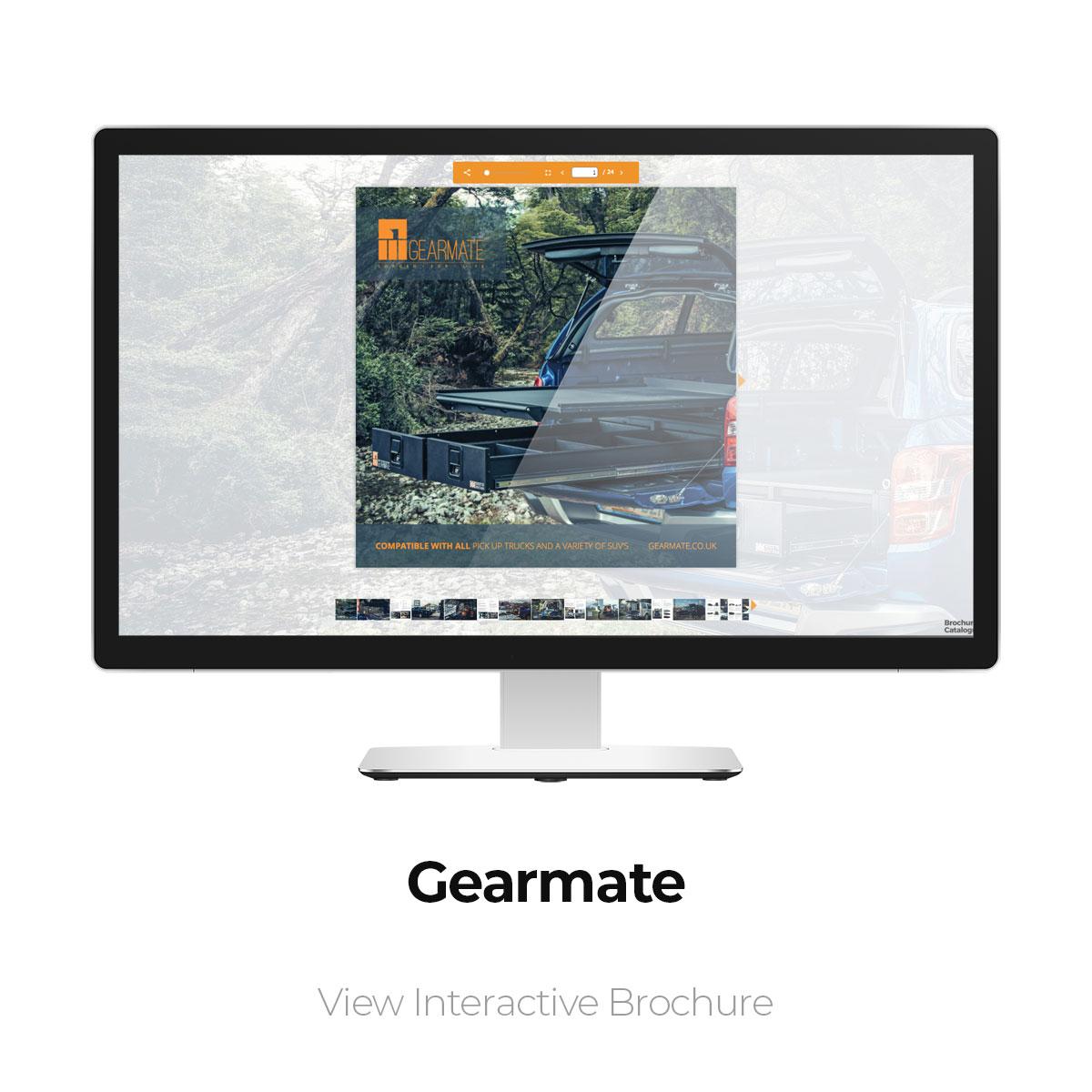 Gearmate Interactive Brochure